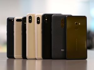 xiaomi smartphone lineup
