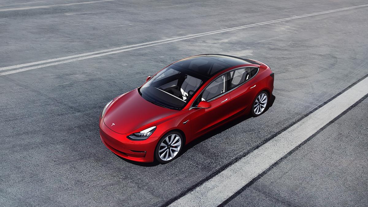 The Tesla Model 3 Will Begin Shipping In Ireland Next Month Irish Tech