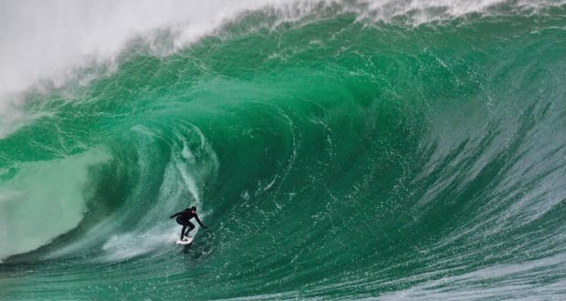 Image result for Sligo's and great Irish surfing waves