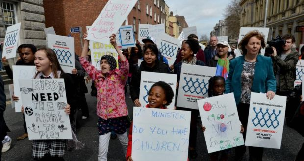 Image result for direct provision ireland