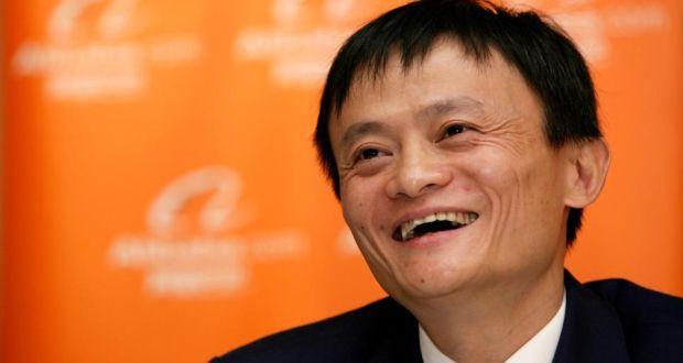 Jack Ma, Founder and Chairman, Alibaba Group. Overtaken Daraz.pk