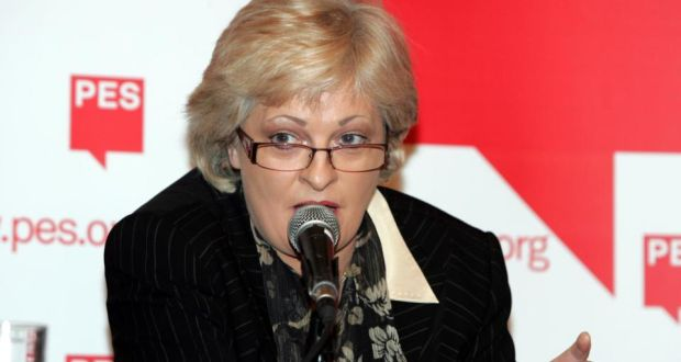 Patricia King  has been appointed as the new general secretary of the Irish Congress of Trade Unions. Photograph: The Irish Times/Frank Miller