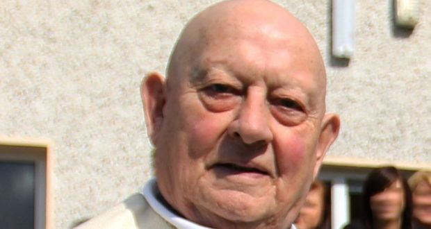 File photograph of former abbot of the Norbertine Order and Brendan Smyth's superior, Kevin Smith, who told police he did not realise at the time that paedophilia was a crime.