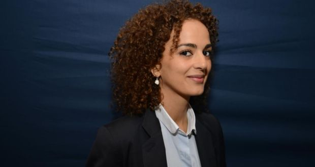 """One must not write what is expected. It's important for north African writers to show they have other things to say."" Leila Slimani, whose novel In the Garden of the Ogre has just won the Prix La Mamounia literary prize in Morocco. Photograph: C Hélie Gallimard"
