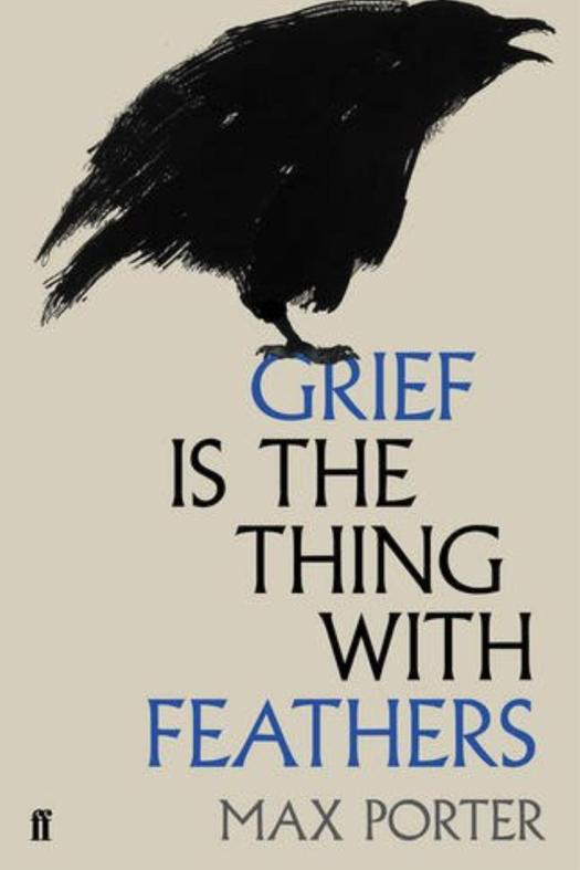 Image result for grief is the thing with feathers