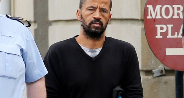 Algerian born Irish citizen Ali Charaf Damache (50),  who is wanted by US authorities on international terrorism charges, has been arrested in Spain. File photograph: Collins Courts.