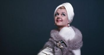 Image result for angela lansbury as mame