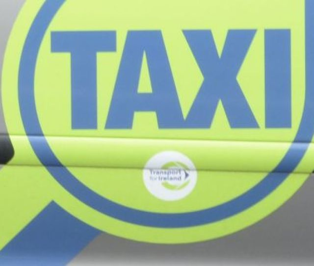 A Man With No Driving Licence And A Fake Roof Sign Was Arrested By Gardai While