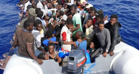 Image result for august 6, 2018  black migrants dead a sea