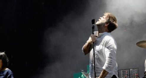 LCD Soundsystem  Disco ball breakers at Electric Picnic Now back on the road after a hiatus  Murphy brings his own new age