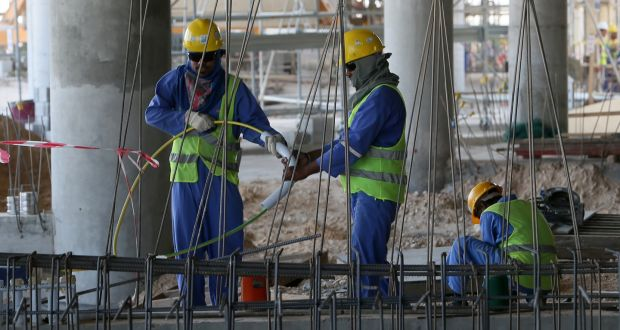 Image result for As much as 112,000 Irish additional jobs in construction will be created over the next three years here