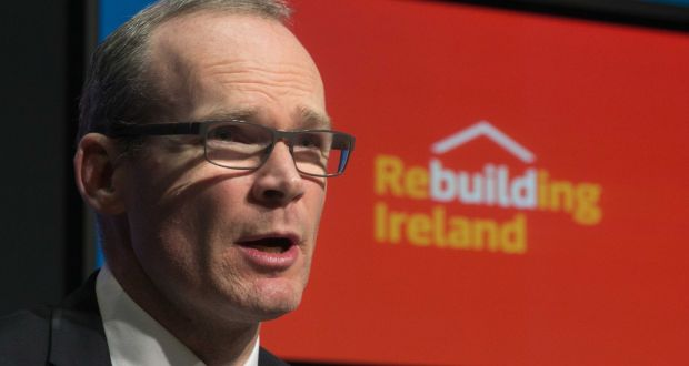 Image result for Figures within weeks to allow rent cap in new areas, says Simon Coveney