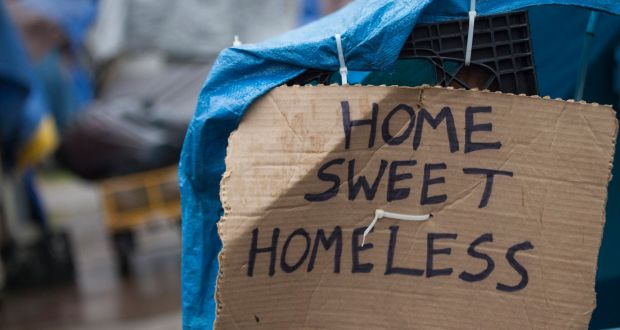Image result for The homeless in Sligo and couch surfing hides the true extent of the crisis