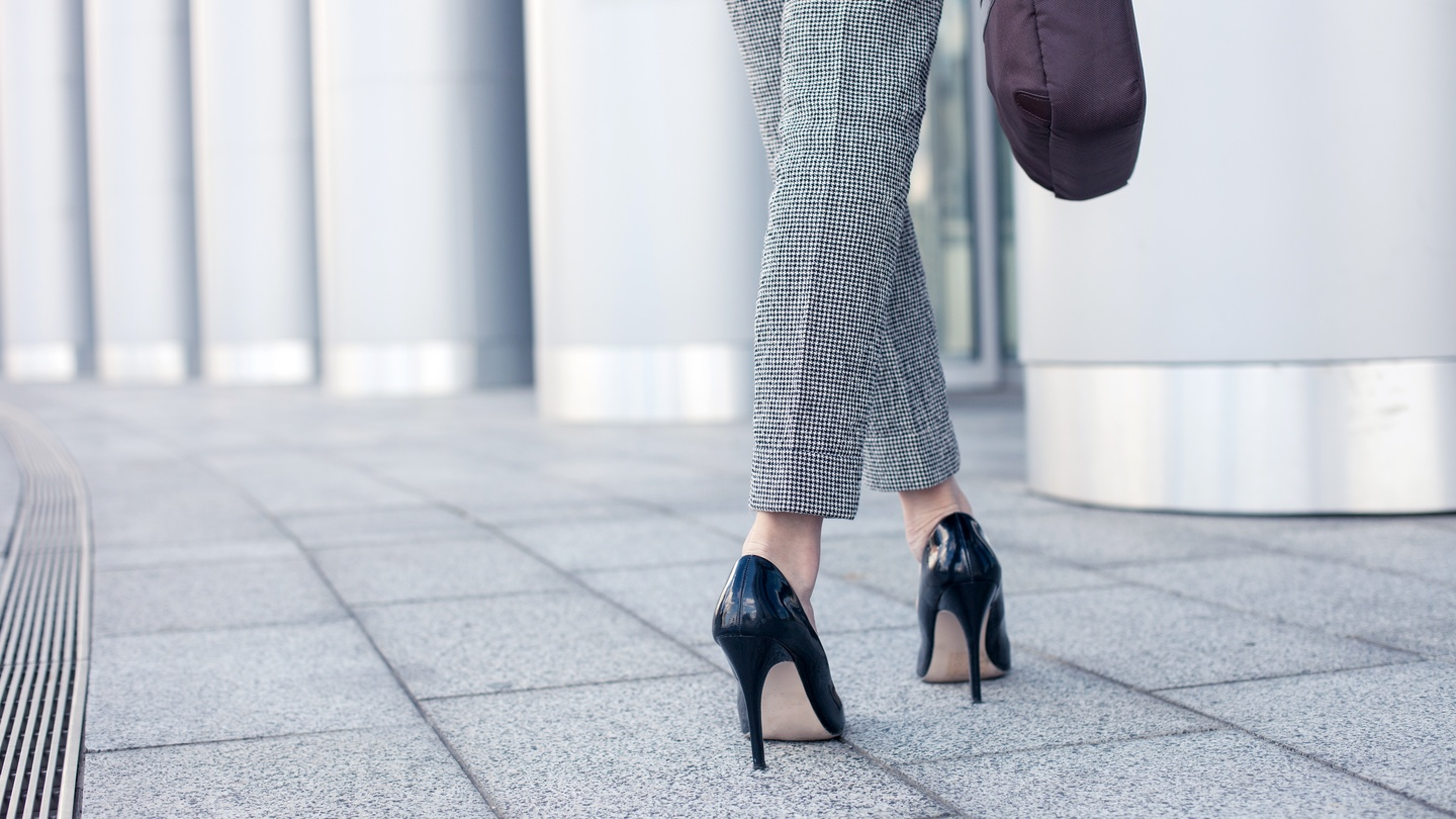 Image result for a picture of a black wearing her heels