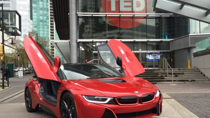 reckon you know the future of mobility? ted and bmw want to hear