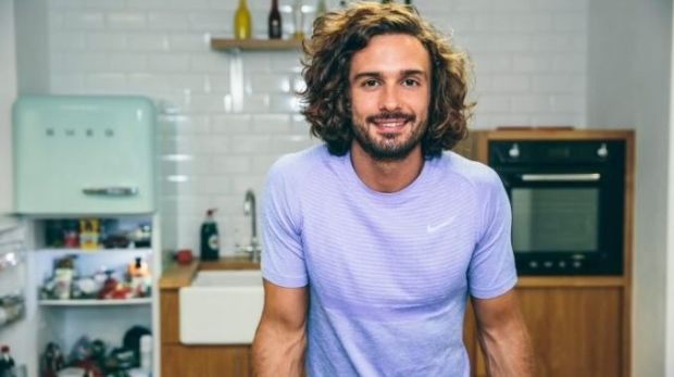 """Joe Wicks: """"It may look like it happened overnight but I was banging away on social media for two or three years."""""""