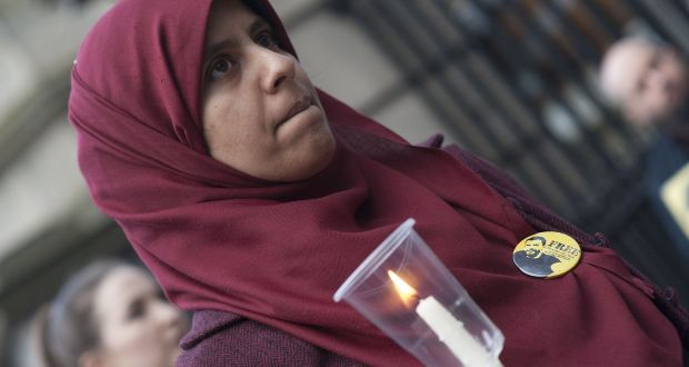 Omaima Halawa, who married in August 2015 in Istanbul, said in her affidavit her husband applied for a visa in October 2015. File photograph: Dave Meehan/The Irish Times