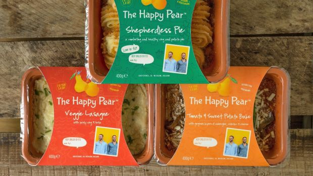 happy pear launch a new range of ready