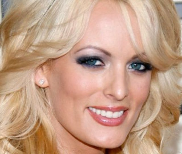 Adult Film Actress Stormy Daniels Whose Real Name Is Stephanie Clifford Everything Is