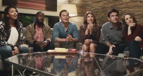 De cast van Game Night met o.m. Jason Bateman & Rachel McAdams