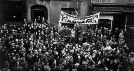 Image result for fianna fail 1932