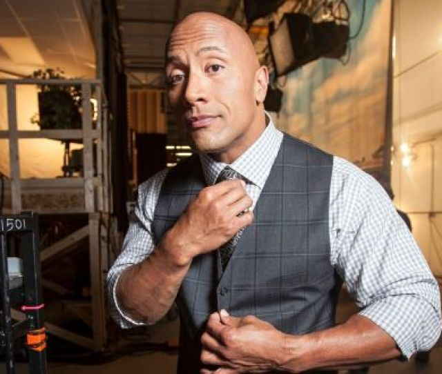 Dwayne Johnson Succeeds Because He Has Enormous Charm And Because He Is Disciplined In His Choices