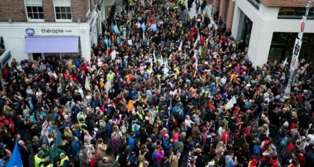 Image result for rally housing crisis dublin