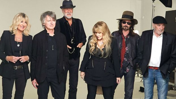 Return of the Mac: Fleetwood Mac will play Dublin in 2019 with their new line-up which includes Niall Finn and Mike Campbell
