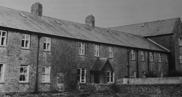 The Bons Secours Mother and Baby Home, Tuam, Co Galway. Photograph: Tuam Home Graveyard Committee/ PA Wire