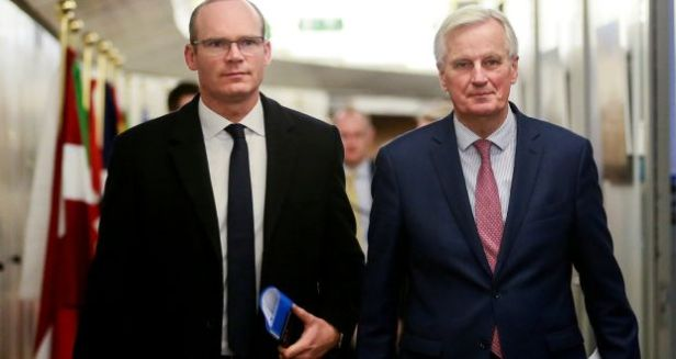 Image result for simon coveney brexit