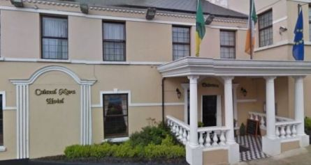 Image result for donegal hotel fire