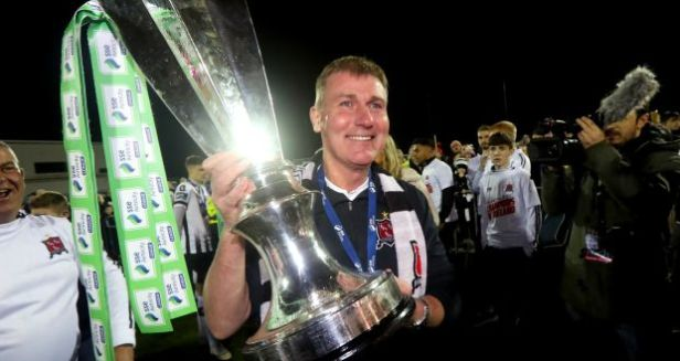 Dundalk owners lick wounds as Stephen Kenny departs