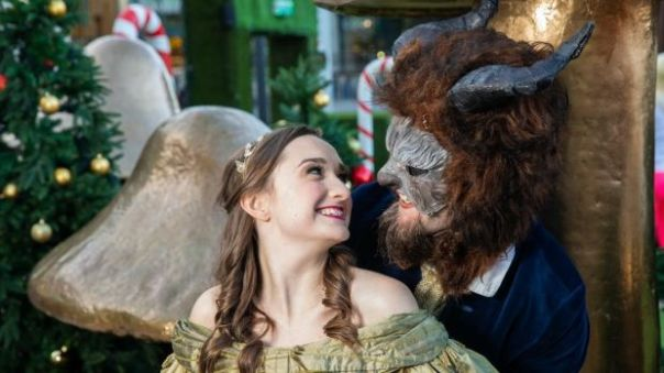 Beauty and the Beast at The Mill Theatre in Dundrum