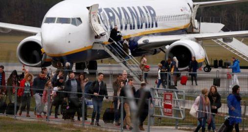 Image result for uk civil aviation ryanair