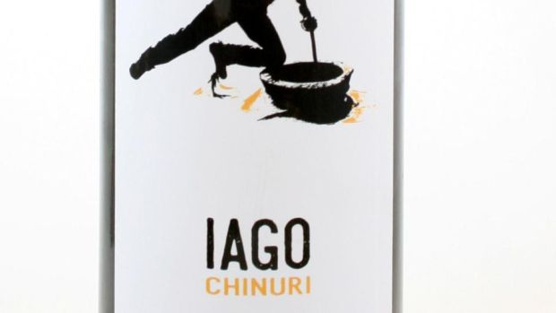 Iago Bitarishvili Chinuri 2017, Chardakhi, Central Georgia: lemon peel and marmalade.
