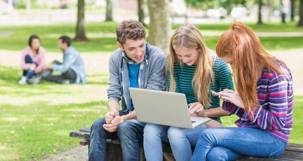 Pelajar internasional di Irlandia