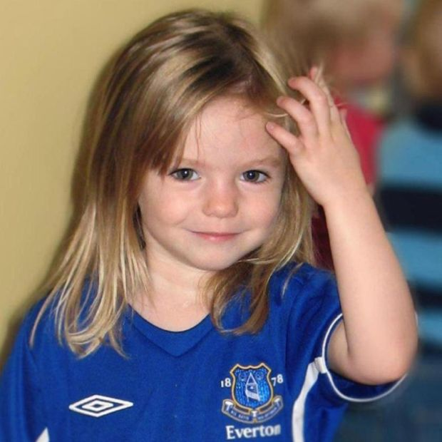 Madeleine McCann went missing when she was three during a family holiday. Photograph: Teri Blythe / Metropolitan Police / PA Wire