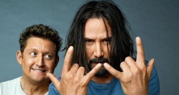 Image result for bill and ted face the music