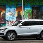 66 Skoda Kodiaq Big Seven Seater Has A Lot Going For It