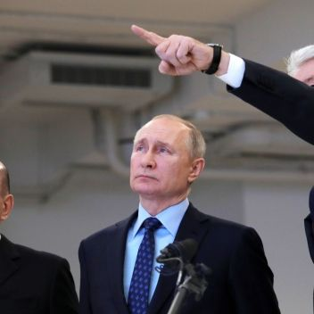 Covid-19 fails to slow Putin's 'anti-constitutional coup' in Russia