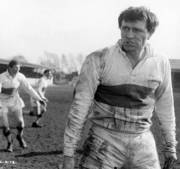 Richard Harris in This Sporting Life (1963)