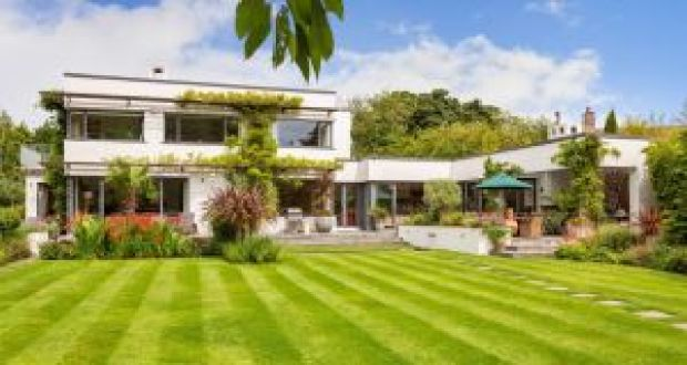 Garden at Birchfield, Westminster Road, Foxrock, Dublin 18