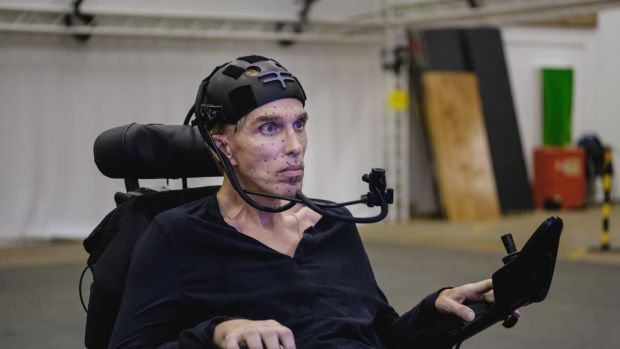 Peter Scott-Morgan profiled in Peter: The Human Cyborg