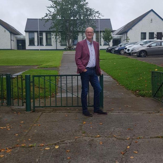 Durrow National School principal Frank Kelly.