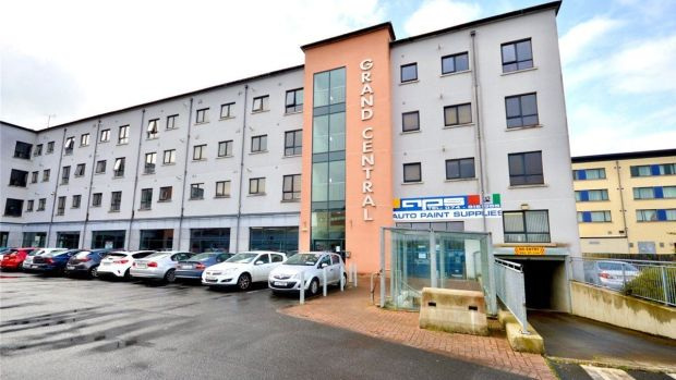 Potential buy-to-let at 30 Grand Central, Letterkenny, Co Donegal