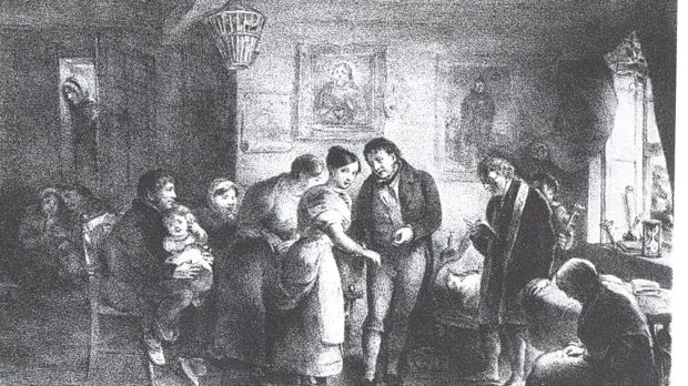 Property and money were important features of marriage. Abductions testify to the attraction of a woman with a dowry.