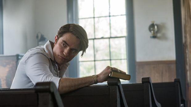 The Devil all the Time: Robert Pattinson as Preston Teagardin. Photograph: Glen Wilson/Netflix