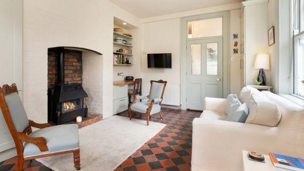 Living room in 59 Brighton Road Rathgar D6