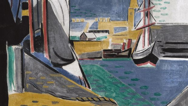 San Malo from St Servan by May Guinness (Lot 46 €8,000–€12,000)