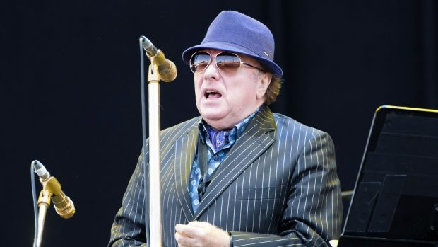 """Van Morrison: he claims lockdowns were the work of """"fascist bullies"""" wanting to """"enslave"""" the public. Photograph: David Jensen/PA Wire"""